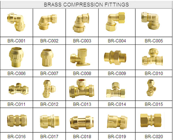 Copper compression fittings manufacturer