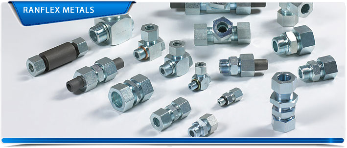 Male Elbow Tube fittings
