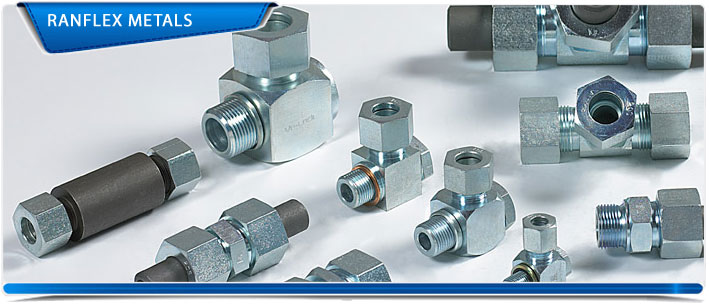 ASTM A182 Duplex Stainless Steel Tube Fittings manufacturer