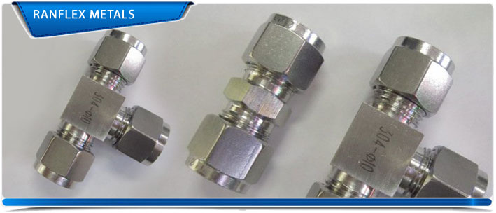 Duplex Stainless Steel Tube Fittings manufacturer