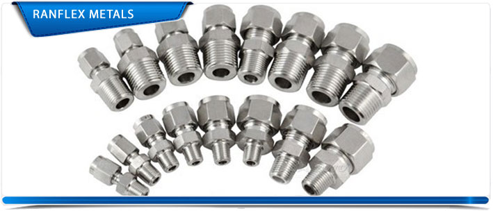ASTM B366 Inconel 600 Tube Fittings