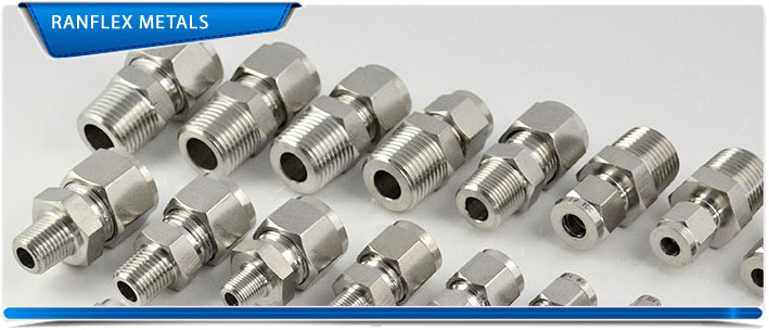 Double Ferrule Tube Fittings manufacturer