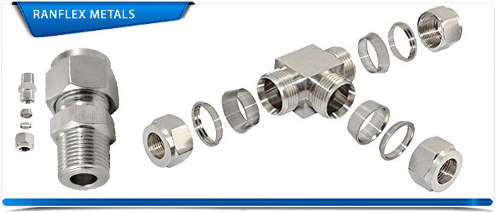 Nickel 200 Tube Fittings ASTM B366 manufacturer