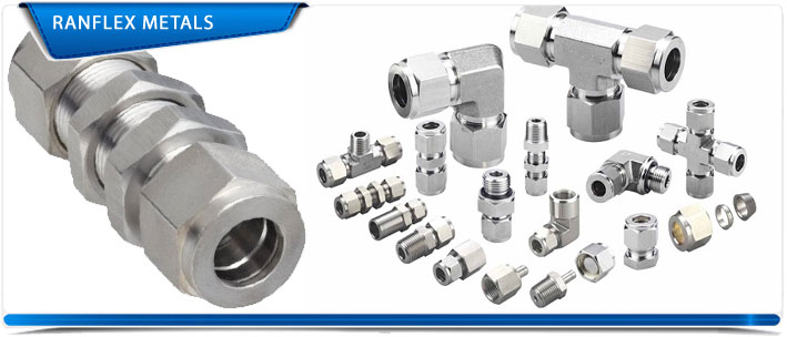 Stainless Steel 316 Tube Fittings manufacturer
